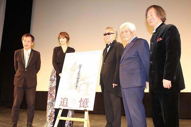 小栗謙一監督、ペリリューの戦い描いた「追憶」ワールドプレミア上映に感慨
