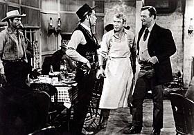 「リバティ・バランスを射った男」(1962)「リバティ・バランスを射った男」