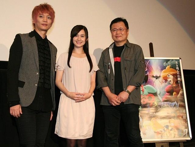 浅沼晋太郎、「サイボーグ009VSデビルマン」は「マッドマックス」みたいな映画と猛アピール