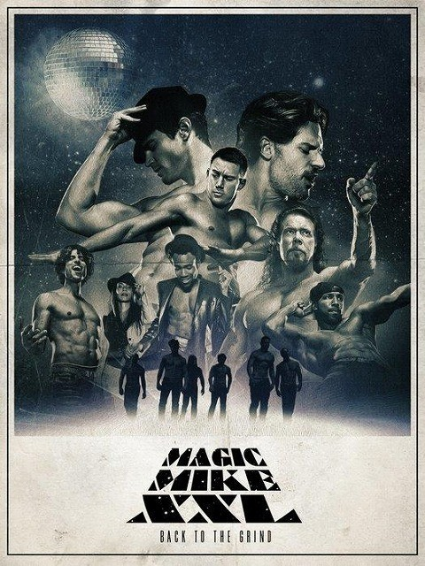 男たちの肉体にフォースが覚醒!?「マジック・マイクXXL」の「スター・ウォーズ」パロディビジュアル
