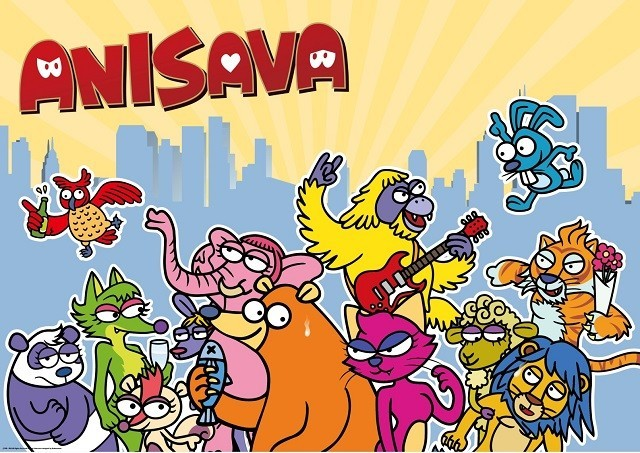 大人のアニマルラブコメ「ANISAVA」日本語吹き替え版が16年1月放送開始 猫のジェニー役にたかはし智秋