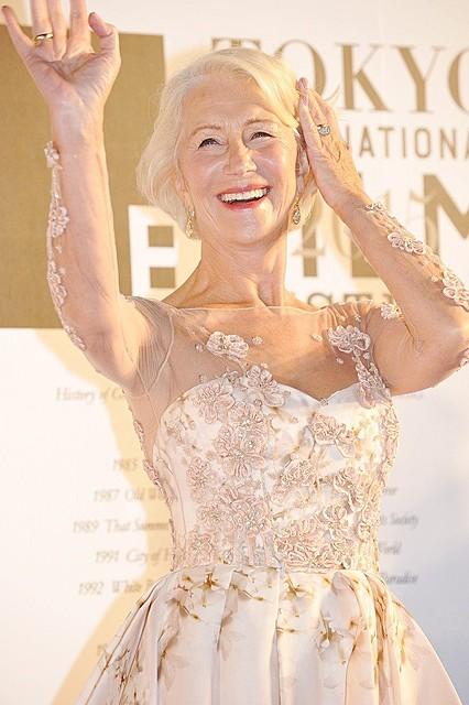 第28回東京国際映画祭 ヘレン・ミレン、中谷美紀ら各国女優陣が美の競演! - 画像44