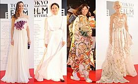 東京国際映画祭を華やかに彩った女優陣「黄金のアデーレ 名画の帰還」