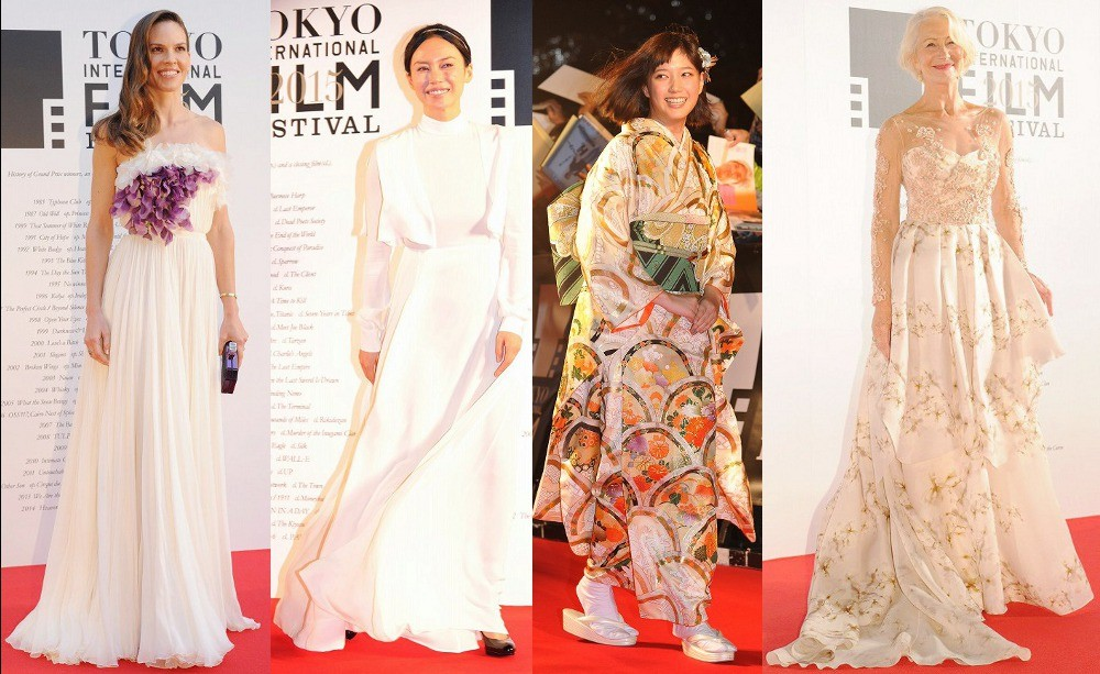 第28回東京国際映画祭 ヘレン・ミレン、中谷美紀ら各国女優陣が美の競演!