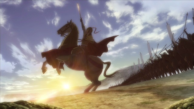 「アルスラーン戦記」新作テレビアニメが制作決定 2016年放送開始