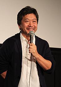 ティーチインで穏やかな口調で トークを展開した是枝裕和監督「海街diary」