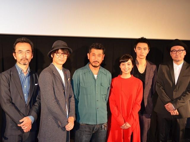 渋川清彦、きわどい質問に仰天 「下衆の愛」は「ファンタジー映画だと思います」
