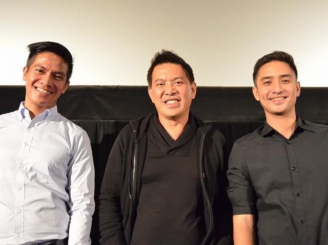ブリランテ・メンドーサ監督、台風被災地で撮影した最新作で「フィリピン人には七転び八起きの精神がある」