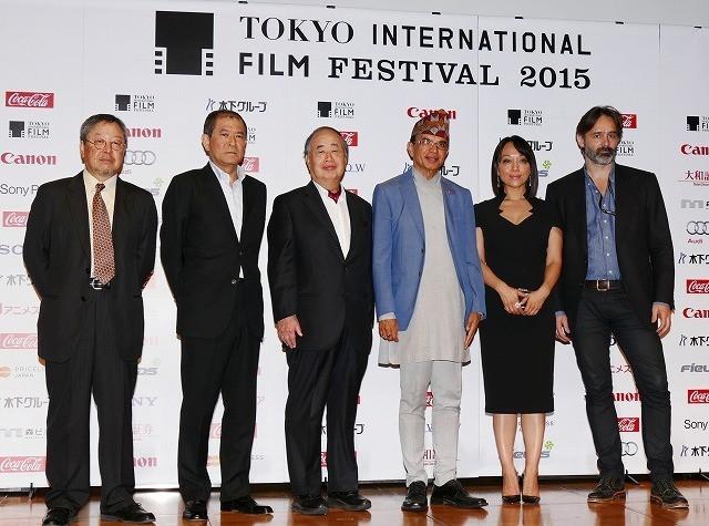 エベレストを舞台にした日米映画が共同会見、被災したロケ地・ネパールへエールも