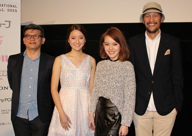 クーデターさなかの恋愛模様……タイの新鋭監督最新作TIFFでワールドプレミア上映