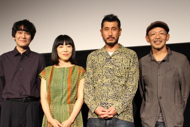 山田真歩、古典メロドラマ映画化「アレノ」は出演即決「やりたいテーマだった」