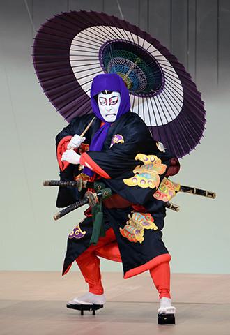 愛之助、「歌舞伎座スペシャルナイト」で舞踊「雨の五郎」披露「役者みょう利に尽きる」