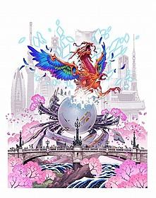 「東京アニメアワードフェスティバル2016」ビジュアル