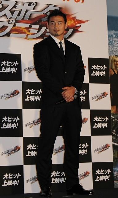 五郎丸歩選手、映画イベントに初登場!「試合より緊張します」 - 画像1