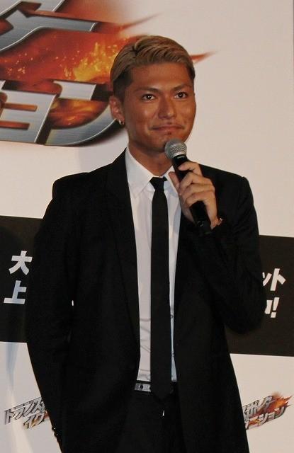 五郎丸歩選手、映画イベントに初登場!「試合より緊張します」 - 画像2