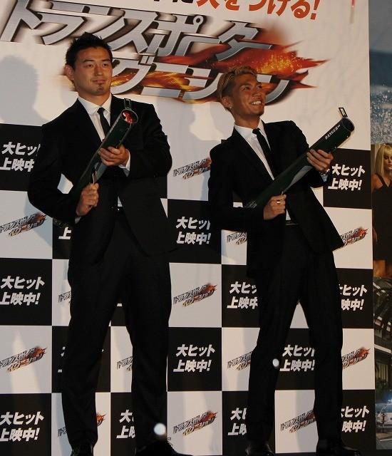 五郎丸歩選手、映画イベントに初登場!「試合より緊張します」 - 画像3