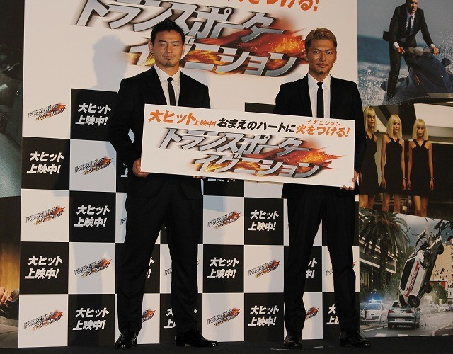 五郎丸歩選手、映画イベントに初登場!「試合より緊張します」 - 画像4