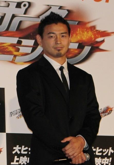 五郎丸歩選手、映画イベントに初登場!「試合より緊張します」