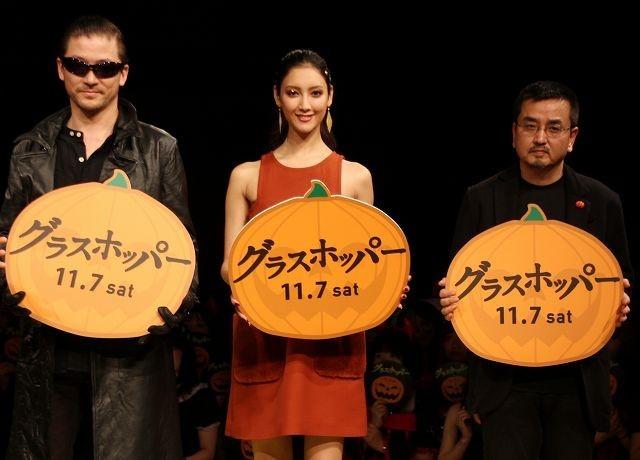 「グラスホッパー」山田涼介、先輩・生田斗真の「キスは何味?」への答えとは