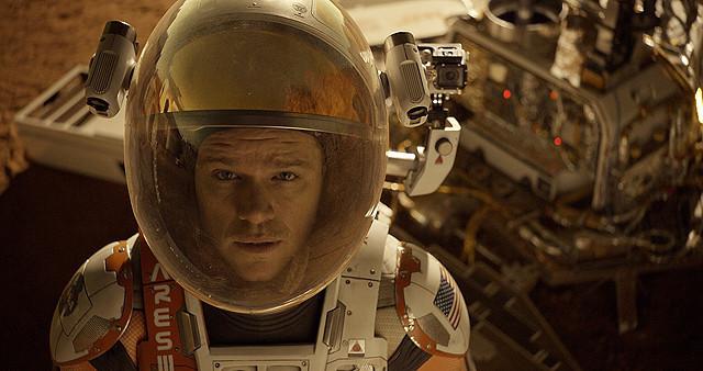 【全米映画ランキング】「オデッセイ」が再び首位に ビン・ディーゼル主演作は4位デビュー
