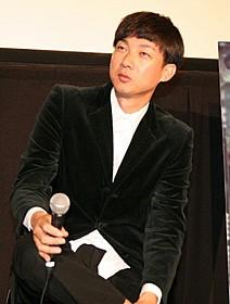 ティーチインを行った松永大司監督「ピエタ」