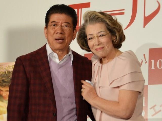 西川きよし、千原ジュニアの結婚報告に「幸せにしたりや!」