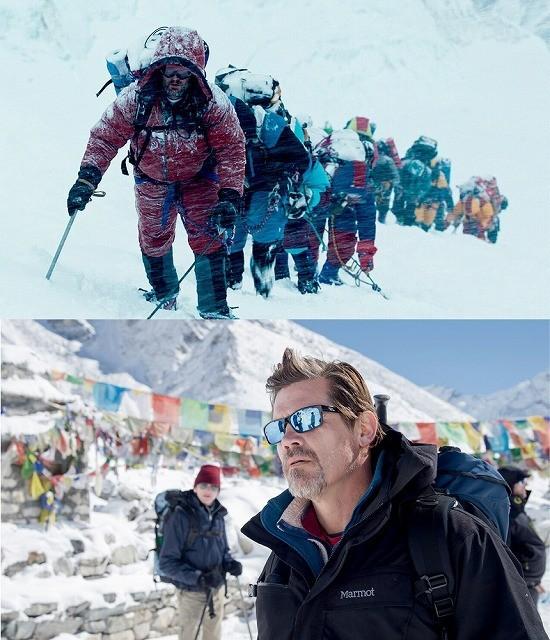 高山病、吹雪接近――超過酷な撮影の裏側公開!「エベレスト3D」メイキング
