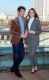ハリウッドの人気カップルが4年間の恋人関係にピリオド「アメイジング・スパイダーマン」