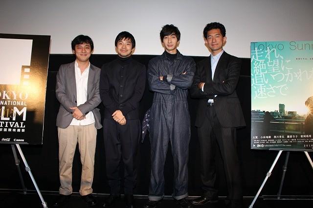 太賀、中川龍太郎監督自伝映画に主演「想像をどう超えていけるかという勝負」