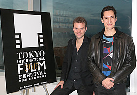 ダビッド・フェルベーク監督と アイヴァンを演じたグレゴワール・コラン「フル・コンタクト」