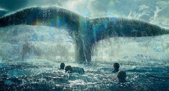 クリス・ヘムズワース×ロン・ハワード監督「白鯨との闘い」、16年1月公開決定
