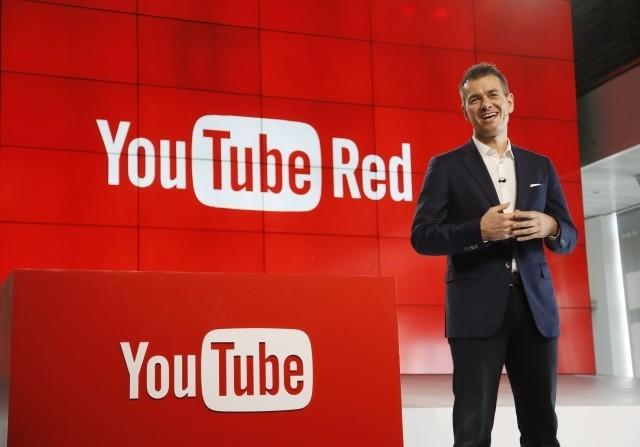 YouTubeが定額制プランを発表