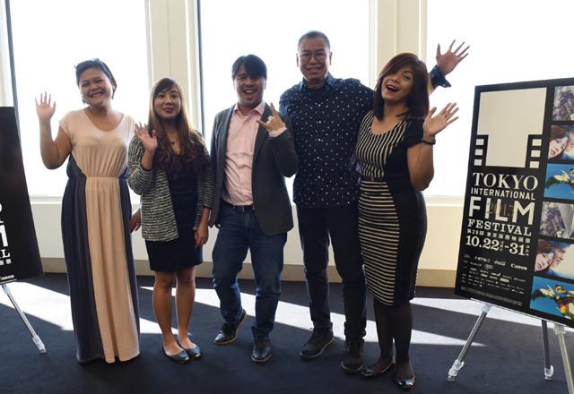 日本で暮らすフィリピン人の現状を描いた「インビジブル」監督・俳優陣が語る