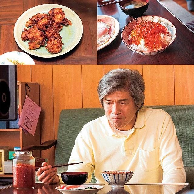 プロ級の料理の腕前を披露した佐藤浩市