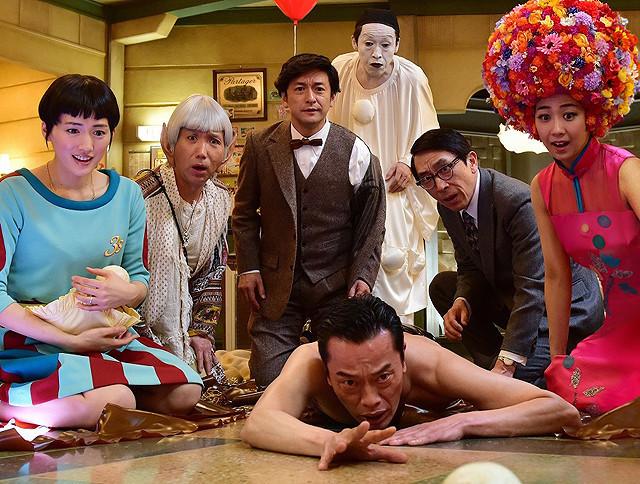 【国内映画ランキング】 「ギャラクシー街道」V2!「PAN」2位、「俺物語!」3位、「プリキュア」が4位