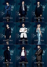 この濃いメンバーがどんな物語を巻き起こすのか?「007 スペクター」
