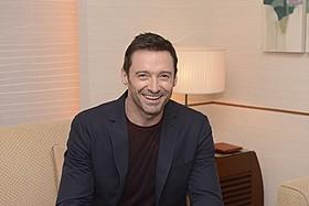 インタビューに応じたヒュー・ジャックマン「PAN ネバーランド、夢のはじまり」