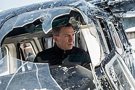 「007 スペクター」の一場面「007 スペクター」