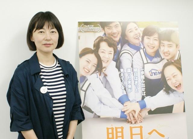 EXOのD.O.映画デビュー作「明日へ」監督が語るド・ギョンスの魅力