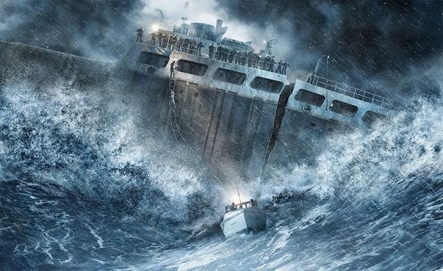 クリス・パイン主演で奇跡の救出劇を描く「ザ・ブリザード」が16年2月27日公開!