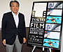 「日本映画の世界発信柱にさらなる発展を」椎名保ディレクター・ジェネラルが掲げる野望