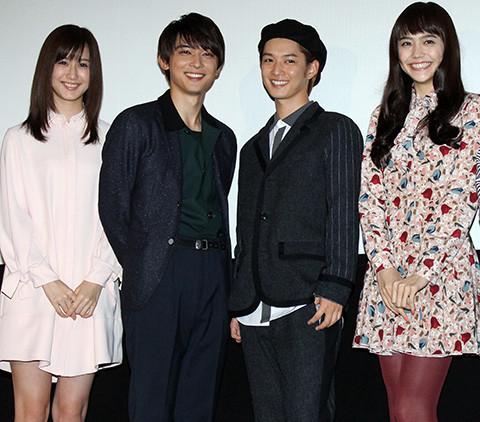 息ピッタリ!千葉雄大&吉沢亮、透明人間になれたら「やっぱり女子風呂でしょ」