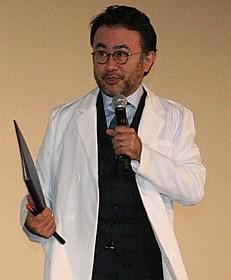 宇宙と映画にまつわる 講義を繰り広げた三谷幸喜監督「ギャラクシー街道」