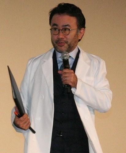宇宙と映画にまつわる 講義を繰り広げた三谷幸喜監督