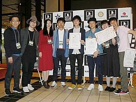映画祭に参加した若手監督陣「モラトリアム・カットアップ」