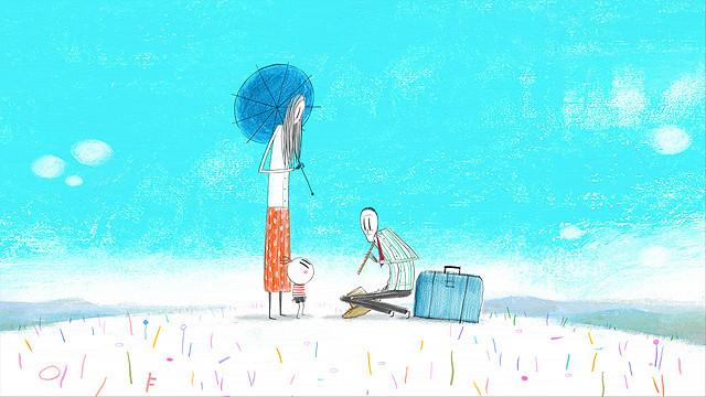 アヌシーほかで受賞多数 ブラジルアニメ「父を探して」来春日本公開