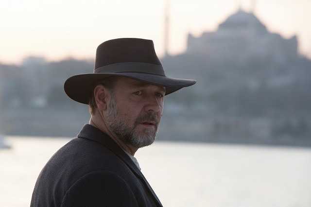 ラッセル・クロウ初監督作、16年2月27日公開!劇中カットを初披露