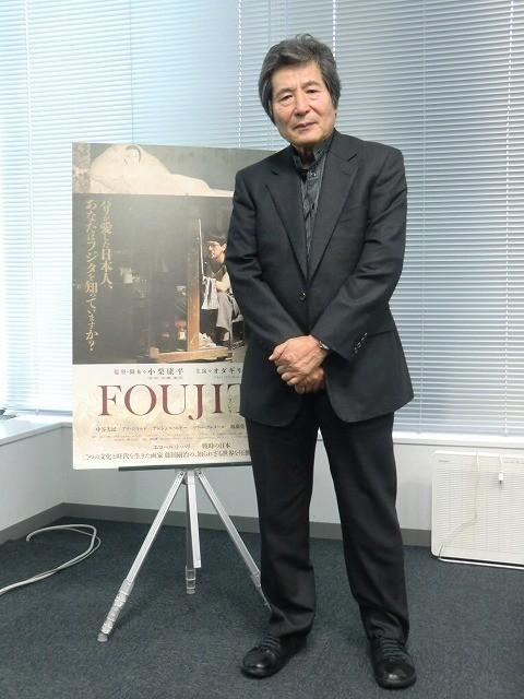 FOUJITA」小栗康平監督 フジタの...