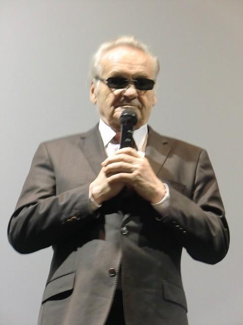 ポーランド映画祭2015開幕 イエジー・スコリモフスキが最新作を語る