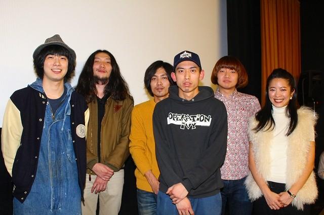 「黒猫チェルシー」渡辺大知、初監督作公開に感無量「大きな第一歩」